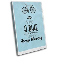 Cycling Quote Typography - 13-6083(00B)-SG32-PO